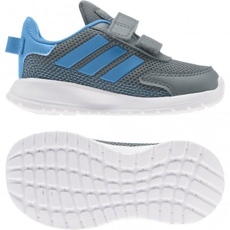 Adidas Teansaur Run Bébi Cipő (Szürke-Kék) FY9201