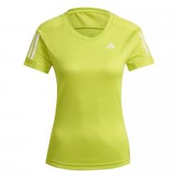 Adidas Own The Run Női Póló (Sárga) GJ9983