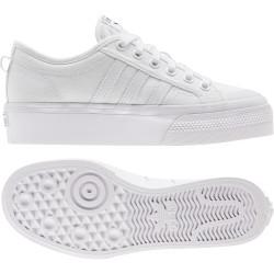Adidas Originals NIzza Platform Női Cipő (Fehér) FV5322