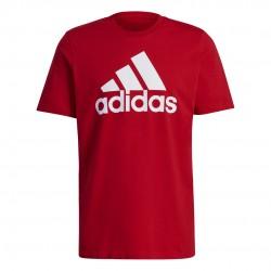 Adidas Big Logo Férfi Póló (Piros-Fehér) GK9124