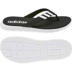 Adidas Comfort Flip-Flop Férfi Papucs (Fekete-Fehér) EG2069