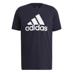 Adidas Big Logo Tee Férfi Póló (Kék) GK9122