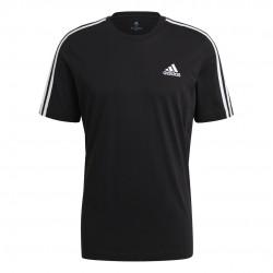 Adidas 3-Stripes Férfi Póló (Fekete) GL3732