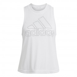 Adidas Double-Layer Mesh Tank Top Női Trikó (Fehér) GL9535