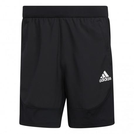 Adidas Aeroready Short Férfi Rövidnadrág (Fekete) GM0332