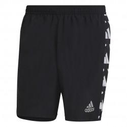 Adidas OwnTheRun Short Férfi Rövidnadrág (Fekete) GM1527