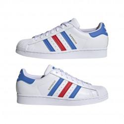 Adidas Originals Superstar Férfi Cipő (Fehér-Színes) H68095