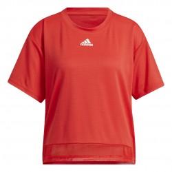 Adidas Heat RDY Női Póló (Piros) H50825