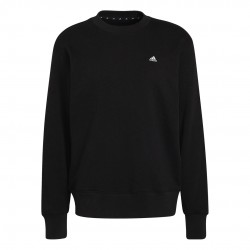 Adidas Comfy&Chill Férfi Pulóver (Fekete) H45395