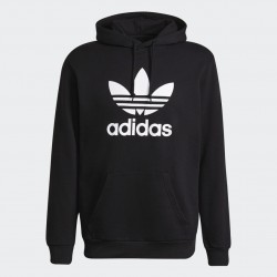Adidas Originals Adicolor Kapucnis Férfi Pulóver (Fekete-Fehér) H06667
