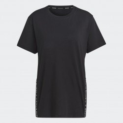 Adidas Karlie Kloss Loose Női Póló (Fekete) GU0756