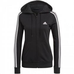 Adidas Essentials French Terry Női Pulóver (Fekete-Fehér) GL0792