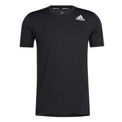 Adidas Techfit Compression Férfi Póló (Fekete) GM5037