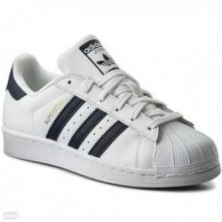 Adidas Originals Superstar Utcai Cipő (Fehér-Kék) CM8082
