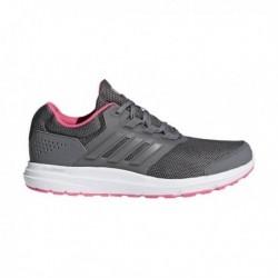 Adidas Galaxy 4 W Női Futó Cipő (Szürke-Rózsaszín) CP8837
