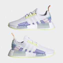 Adidas Originals NMD R1 Refined Női Cipő (Fehér) H03213