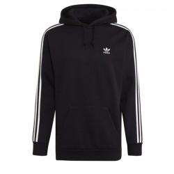 Adidas Originals Adicolor Classics 3-Stripes Férfi Pulóver (Fekete-Fehér) H06676