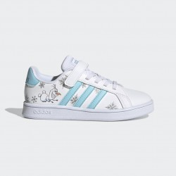 Adidas Grand Court Unisex Gyerek Cipő (Fehér) GZ7615