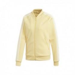 Adidas Originals SST Track Jacket Női Felső (Halványsárga-Fehér) CE2397