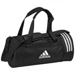 Adidas 3 Stripes Convertible Duffel Bag Small Sporttáska (Fekete) CG1532