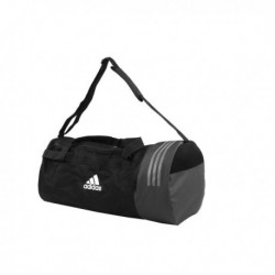 Adidas 3 Stripes Convertible Duffel Bag Large Sporttáska (Fekete) CG1534