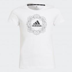 Adidas Graphic Tee Gyerek Póló (Fehér) GT1421