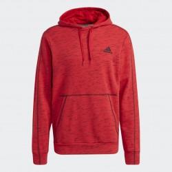 Adidas Embroidered Férfi Pulóver (Piros) H12186