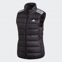 Adidas Essentials Light Down Női Mellény (Fekete-Fehér) GH4586