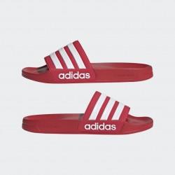 Adidas Adilette Shower Férfi Papucs (Piros-Fehér) FY7815