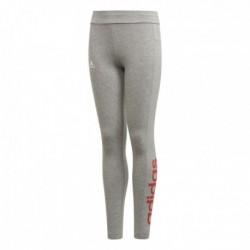 Adidas Essentials Linear Tights Lány Gyerek Nadrág (Szürke-Rózsaszín) CF7242