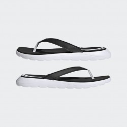 Adidas Comfort Flip-Flops Női Papucs (Feketer-Fehér) FY8656