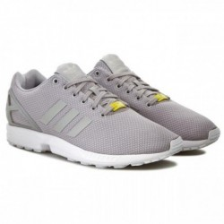 Adidas Originals ZX Flux Férfi Cipő (Szürke-Fehér-Sárga) M19838