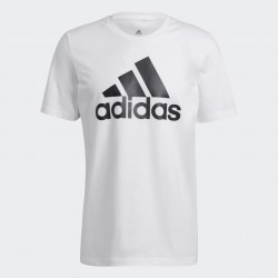 Adidas Essentials Big Logo Férfi Póló (Fehér-Fekete) GK9121