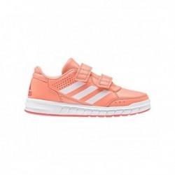 Adidas AltaSport CF K Lány Gyerek Cipő (Rózsaszín-Fehér) CP9950