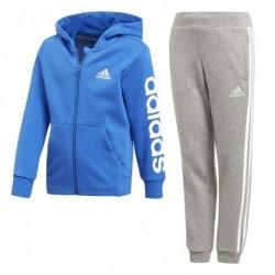 Adidas Hojo Track Suit Fiú Gyerek Melegítő Együttes (Kék-Szürke) CF6627