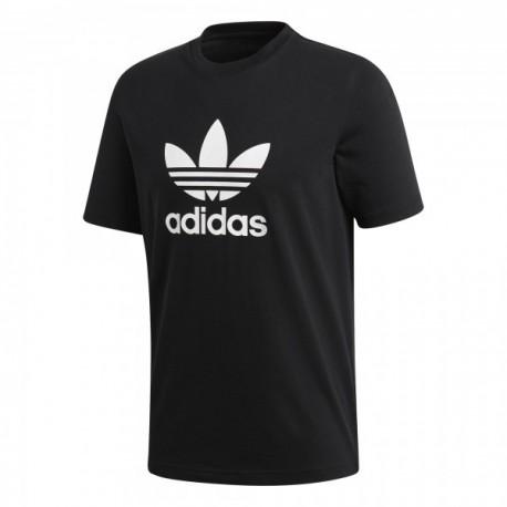 Adidas Originals Trefoil Tee Férfi Póló (Fekete-Fehér) CW0709