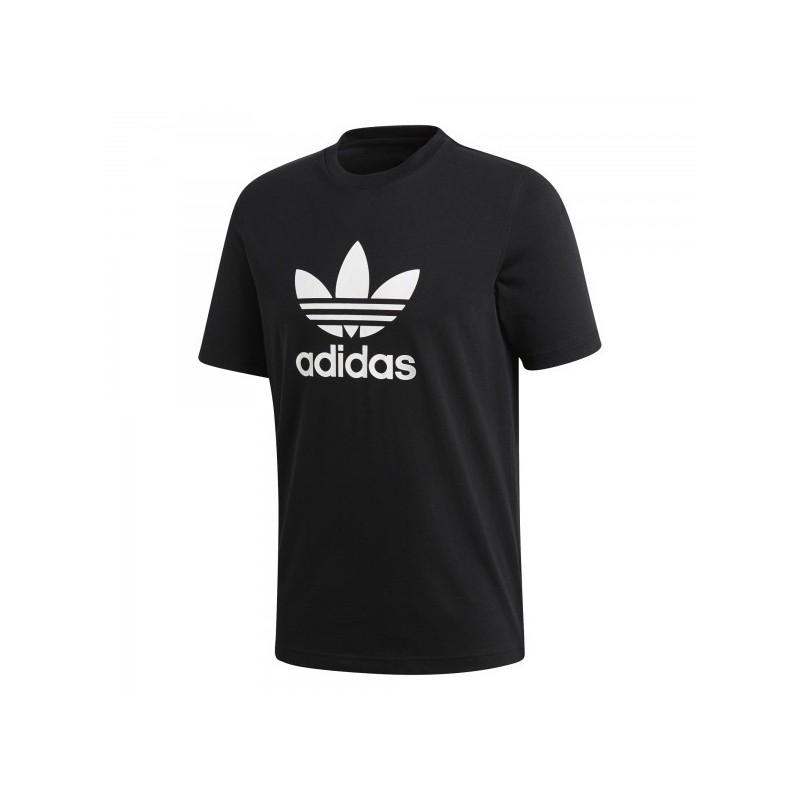 3b8203944a Adidas Originals Trefoil Tee Férfi Póló (Fekete-Fehér) CW0709
