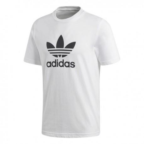 Adidas Originals Trefoil Tee Férfi Póló (Fehér-Fekete) CW0710 11119f6bbb