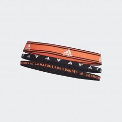 Adidas 3 Darabos Fejpánt Csomag (Narancs-Fekete) GS2120