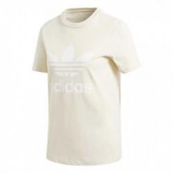 Adidas Originals Trefoil Tee Női Póló (Sárga-Fehér) CV9893