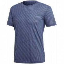 Adidas FreeLift Aeroknit Tee Férfi Póló (Kék) CD9787
