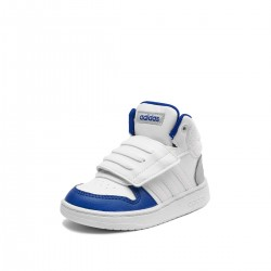 Adidas HOOPS MID 2.0 Kisfiú Bébi Cipő (Fehér-Kék) GW4838