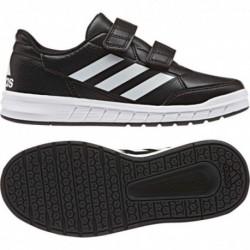 Adidas AltaSport CF K Fiú Gyerek Cipő (Fekete-Fehér) BA7459