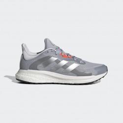 Adidas SolarGlide 4 ST Női Cipő (Ezüst-Szürke) FY4110
