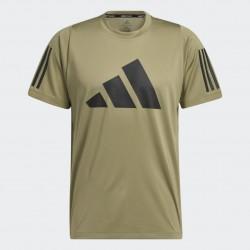 Adidas Freelift Férfi Póló (Zöld) H08751