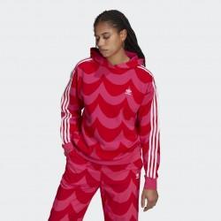 Adidas Marimekko Női Pulóver (Piros-Pink) H20478