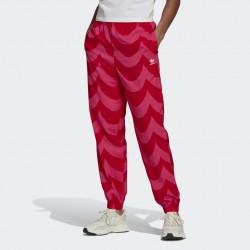 Adidas Originals Marimekko Cuffed Woven Női Nadrág (Pink-Piros) H20480