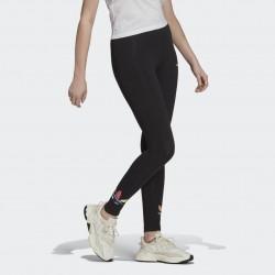 Adidas Originals Shattered Trefoil Leggings Női nadrág (Fekete-Színes) H22850