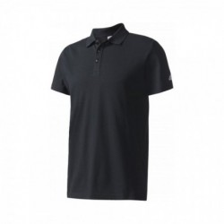 Adidas Essentials Classics Polo Shirt Férfi Galléros Póló (Fekete) S98751