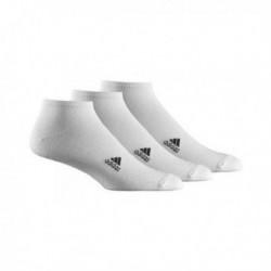 Adidas Performance No-Show 3 Páras Titokzokni Csomag (Fehér-Fekete) AA2311